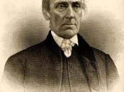 Quaker abolitionist Levi Coffin and his wife Catherine helped more than 2,000 slaves escape to freedom.