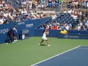 Caroline Wozniacki @ US Open