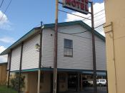 Airline Hwy Rainbow Motel Office