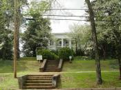 English: Greek revival-style architecture