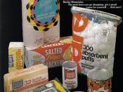 Vintage Ad #988: Westfair Private Label Products