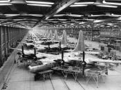 Consolidated TB-32 production line