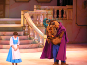 English: Belle and the Beast