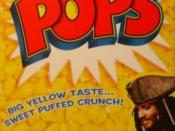 A box of Corn Pops.