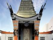English: en: Grauman's Chinese Theatre, photographed by Carol M. Highsmith, who has donated her collection to the Library of Congress, and placed the images in the public domain.