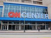 English: The CNN Center in Atlanta.