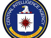 Central Intelligence Agency Seal