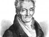 French psychiatrist Philippe Pinel (1745-1826)