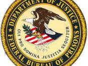 Federal Bureau of Prisons (seal)