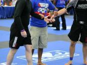 Parker Holland - BJJ @ Grappler's Quest