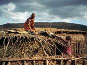Masai Women, Masai Mara, Kenya