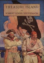 Treasure Island by Robert Louis Stevenson, Charles Scribner's Sons, 1911