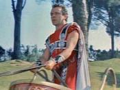 Richard Burton in the film Cleopatra (1963)
