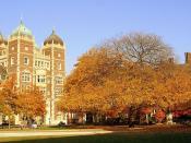Penn campus