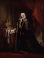 Charles Pepys, 1st Earl of Cottenham, by Charles Robert Leslie (died 1859). See source website for additional information. This set of images was gathered by User:Dcoetzee from the National Portrait Gallery, London website using a special tool. All images