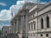 Metropolitan Museum of Art entrance NYC
