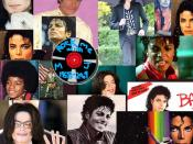 Micheal Jackson Tribute Collage