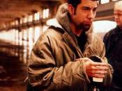 English: Chino Moreno of Deftones on the set of their music video for