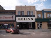 Devils Lake, North Dakota. From everydot.com.