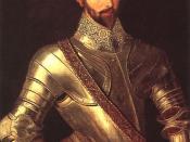 Portrait von Sir Walter Raleigh