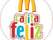Happy Meal logo, Spanish (only Latin America)