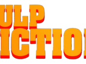 Logo of Pulp Fiction, a Quentin Tarantino's movie.
