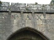 English: Glenstal Abbey.
