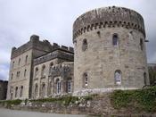 English: Photograph of Glenstal Abbey house, Co. Limerick, Ireland