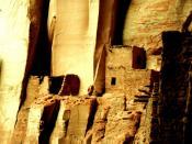 Anasazi pueblos