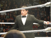 English: Ricardo Rodriguez at a WWE live vent in Puerto Rico.