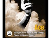 Pulp Fiction Tarot: Ace of Rods