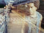 Believe in Me (Lenny Kravitz song)