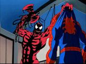 Carnage in ''Spider-Man: The Animated Series.