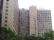 U.S. Depeartment of Veteran Affairs Medical Center on East 23rd Street in Manhattan, New York City