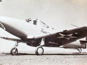 Bell  , XFL-1, Airabonita