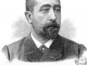 English: Portrait of Georges Gilles de la Tourette (1857–1904).