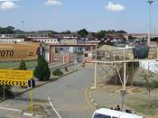 The Chris Hani Baragwanath Hospital, Soweto