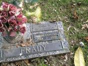 frady edgar and mattie