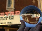 Byrd Theater Spherical Shot
