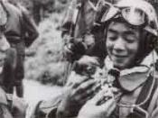 Almost all Army Kamikaze pilots were between 17 and 22 during the Okinawan campaign in 1945. 16 years was the age of the youngest kamikaze pilot to die in a suicide attack. www.town.chiran.kagoshima.jp