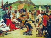 Sergey Vasilievich Ivanov (1864-1910). Slave Trade in Early Medieval Eastern Europe. Source: http://www.sgu.ru/rus_hist/?wid=719