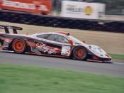 Gulf Team Davidoff Mclaren F1 Donnington 1997