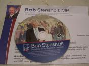 Bob Stensholt election DVD