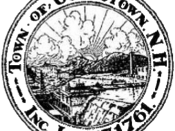 Official seal of Goffstown, New Hampshire