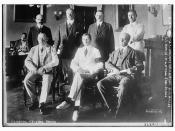 Fed. Res. Board:  P. Warburg, J.S. Williams, W.G. Harding, A.C. Miller, C.S. Hamlin, W.G. McAdoo, Fred. Delano  (LOC)