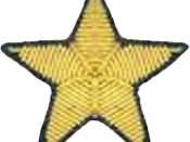 Confederate States Army/Armed Forces major rank insignia