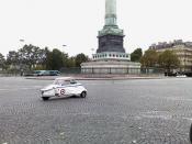 11/10/2008 : Vespacar à l'assaut de La Bastille
