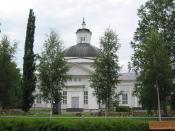 English: Lapua Cathedral in Lapua, Finland Suomi: Lapuan tuomiokirkko