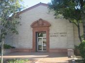 English: Beverly Hills Post Office in Beverly Hills, California Español: Oficina de Correos de Beverly Hills