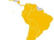 English: Map ALADI 2011 Español: Mapa ALADI 2011